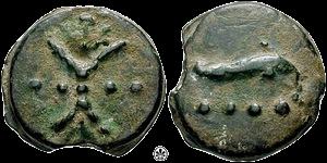 Медные монеты ассы