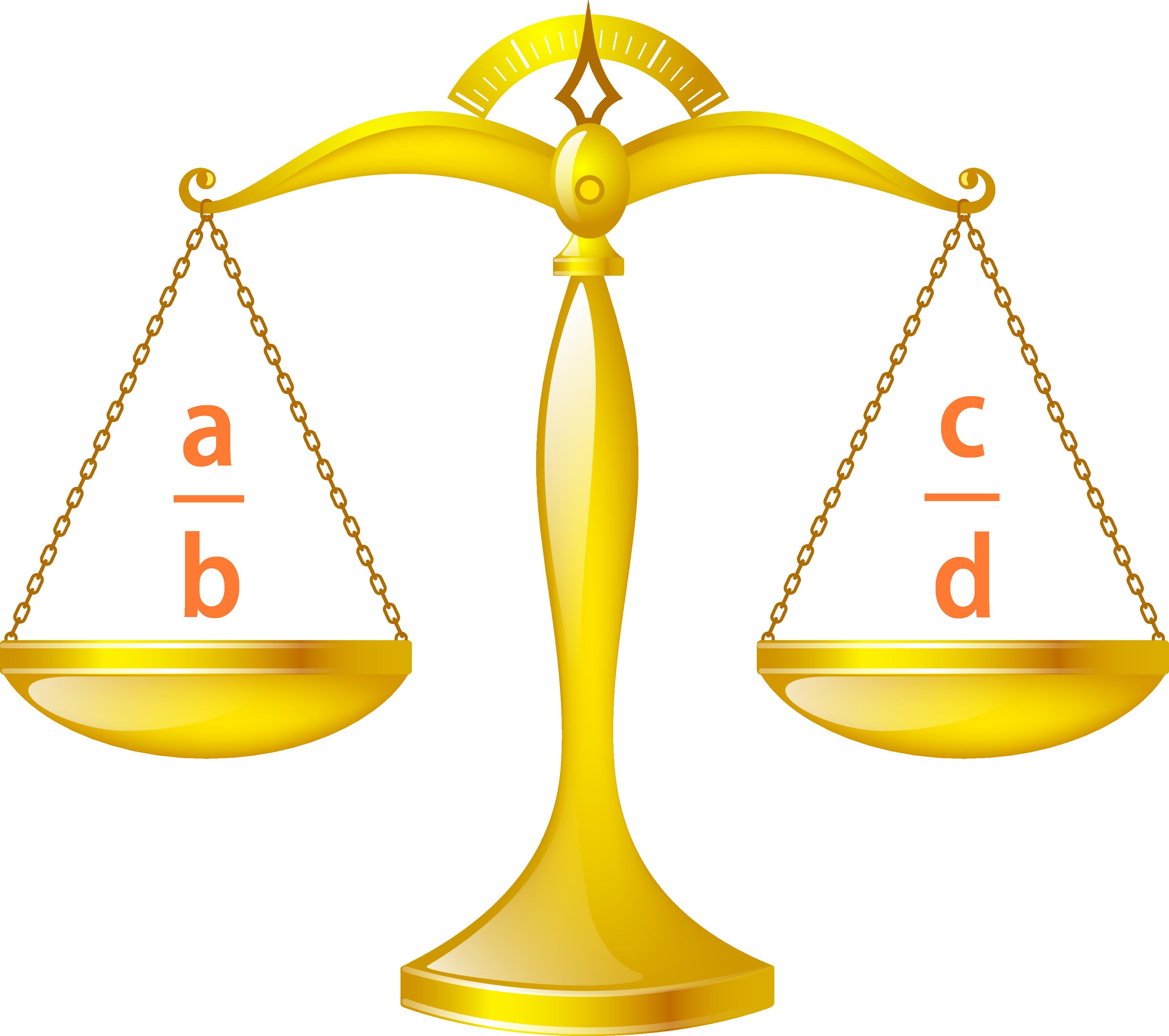 Равенство двух отношений называют пропорцией