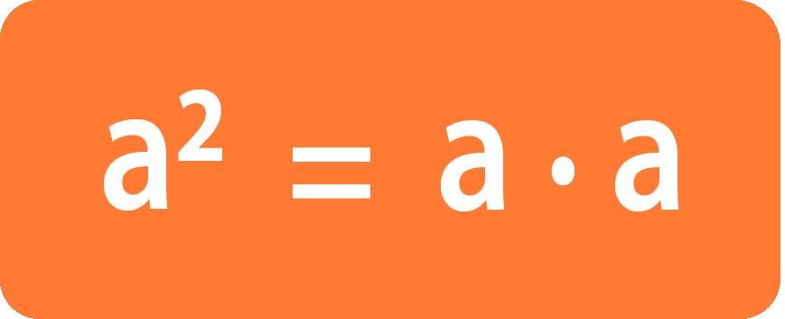 Возведение числа в квадрат