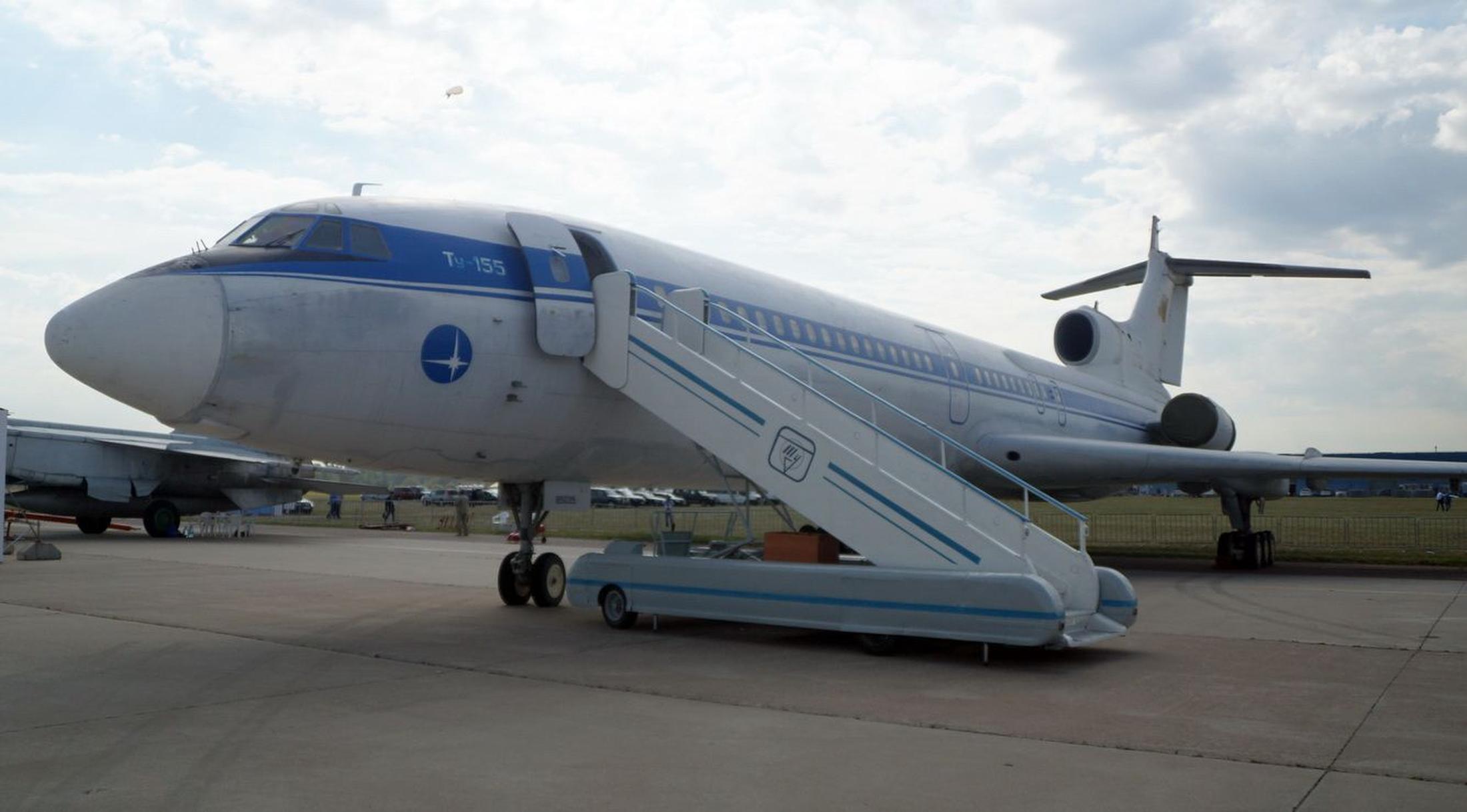 Первый полёт с водородом в качестве топлива был совершен в 1988 году