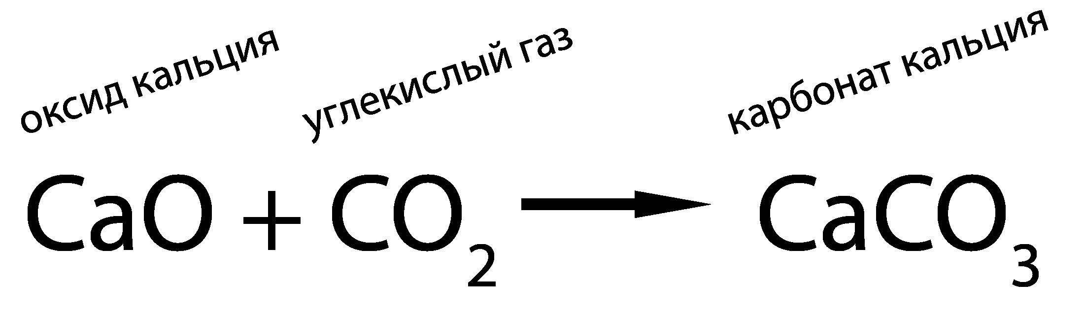 Углекислый газ – типичный кислотный оксид