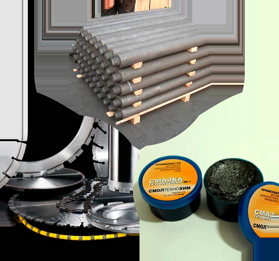 Электропроводность графита используют для изготовления электродов