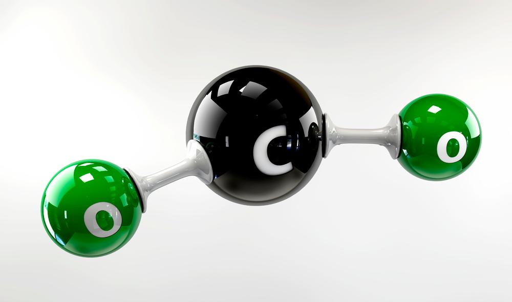 углекислый газ СO2