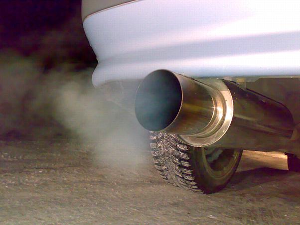 Угарный газ может образоваться при неполном сгорании топлива